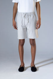 unfeigned tailor shorts light grey