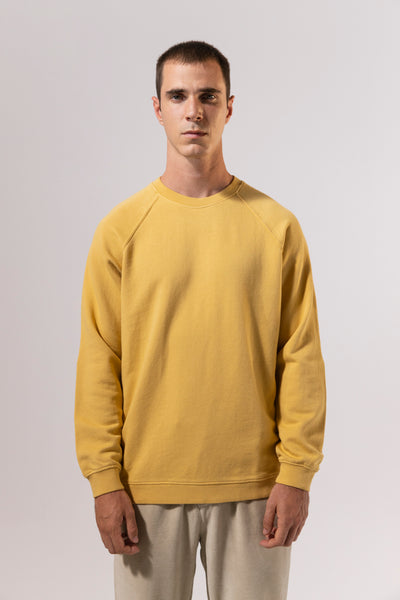 unfeigned basic sweatshirt rattan