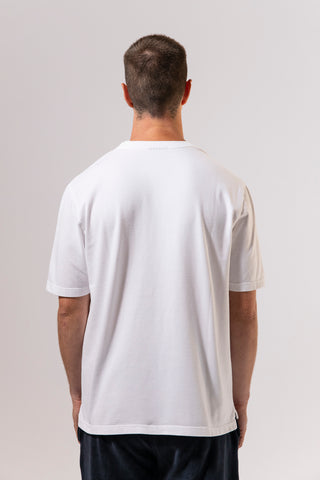 unfeigned basic t-shirt white