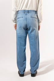unfeigned jeans bleached denim