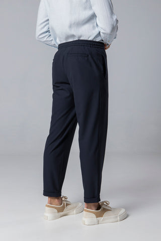 tailor pants navy