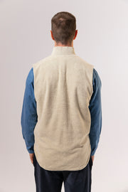 unfeigned winter vest tidal foam