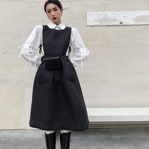 Winter Casual Fashion New Style Temperament Women Clothes