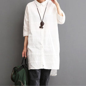 linen dress summer white dress plus size sundress