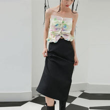 Load image into Gallery viewer, Elegant 2020 Winter Hollow Out Goddess Fan Casual Style Loose Skirt