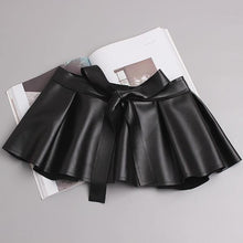 Load image into Gallery viewer, Bows Bandage Ruffles Cummerbunds  Fashion New Style Loose Solid Color Elegant Personality Pleated