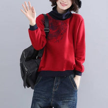 Load image into Gallery viewer, Plus Size Women Casual Sweatshirt New Fashion Autumn Winter Tops Hoodies