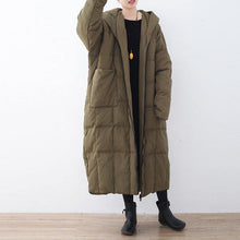 Load image into Gallery viewer, Winter New Plus Size Women Clothing Pockets High Quality Coats