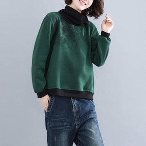 Plus Size Women Casual Sweatshirt New Fashion Autumn Winter Tops Hoodies