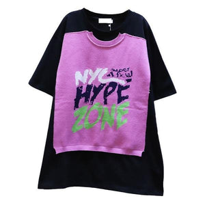 2020 Winter Casual Fashion New Style Temperament All Match T Shirt