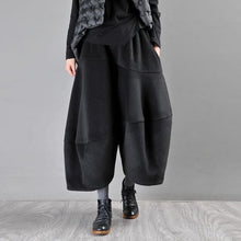 Load image into Gallery viewer, Fashion New Women Pocket Goddess Fan Elastic Waist 2020 Winter Elegant Loose Pants
