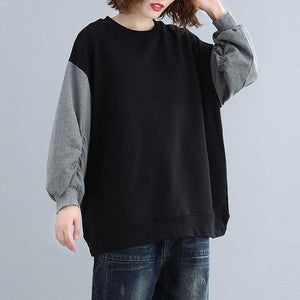 New Arrival 2020 Simple Style Female Oversized Loose Casual Pullovers Hoodies