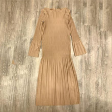 Load image into Gallery viewer, 2020 Winter Casual Fashion New Style Temperament All Match Slash Neck Dress