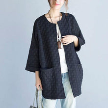 Load image into Gallery viewer, Plus Size Harajuku Jacket Women Spring Autumn Loose Casual Long Coats