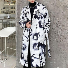 Load image into Gallery viewer, New Women Casual Turn-down Collar Loose Long Sleeve Street Trendy Coat