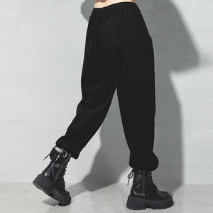 Women Clothes 2020 Loose Casual Match All Personality Tide Cargo Pants