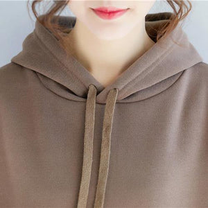 Buy Cotton clothes For Women Fashion pockets Christmas Gifts chocolate Art Dress