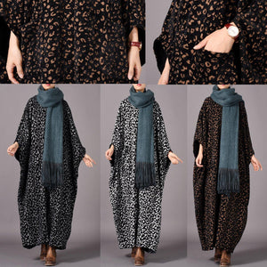 Buy quilting dresses 2019 o neck Batwing Sleeve Online Shopping black floral long Dresses