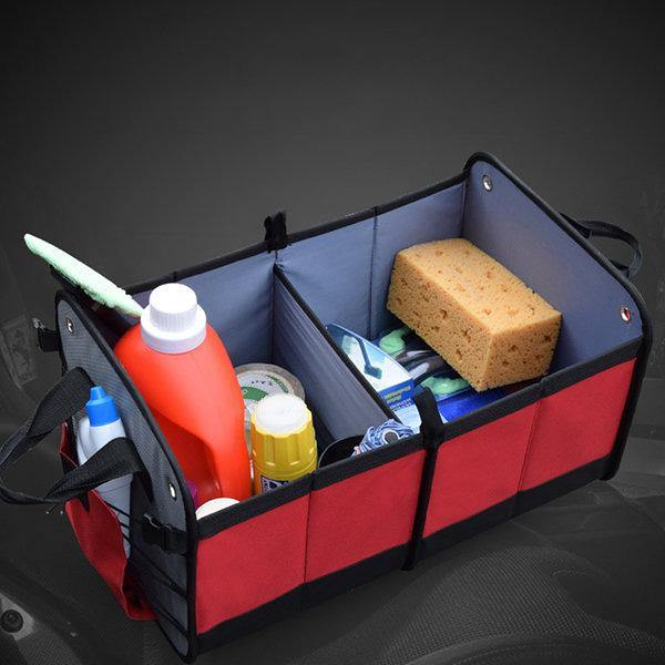 Portable Folding Car Storage Bags