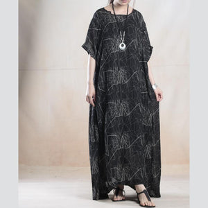 The lights silk dresses oversize caftans two pieces