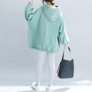 Women cotton clothes For Women boutique Wardrobes light green tops