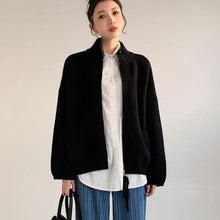 Load image into Gallery viewer, Sweater Women Winter Casual Fashion New Style Temperament All Match Women Clothes
