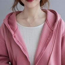 Load image into Gallery viewer, Women Casual Hooded Sweatshirt New Arrival 2020 Autumn Winter r Loose Female Cotton Hoodies