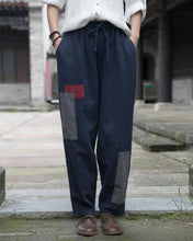 Load image into Gallery viewer, 2020 Autumn Winter New Leisure All-match Women Lace Up Pants