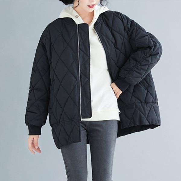 2020 New Large Size Women's Winter Cotton Clothing Female Korean Loose Short Parka Jacket