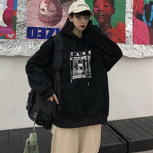 Load image into Gallery viewer, New 2020 Korean Streetwear Oversized Female Hooded Pullovers