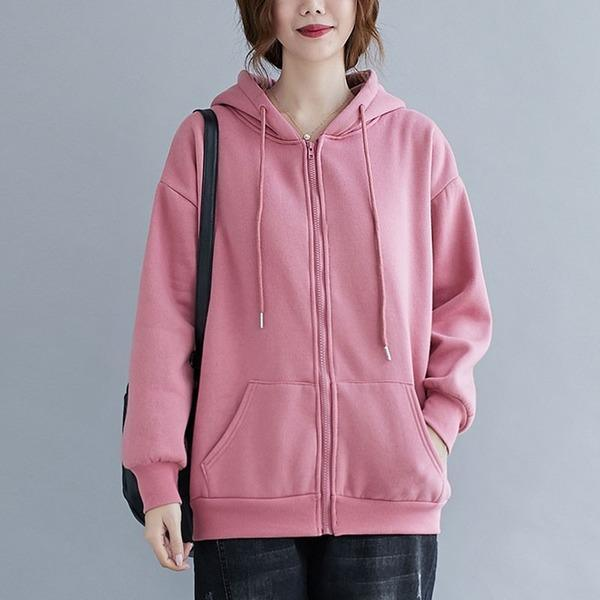 Women Casual Hooded Sweatshirt New Arrival 2020 Autumn Winter r Loose Female Cotton Hoodies