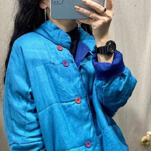 Load image into Gallery viewer, Warm Thick Cotton Parkas Autumn Winter Comfortable All-match Women Jackets