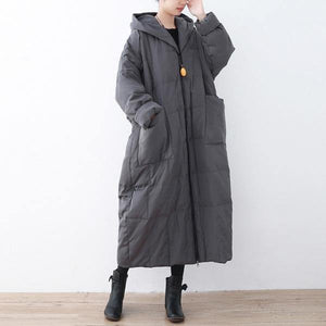 Winter New Plus Size Women Clothing Pockets High Quality Coats