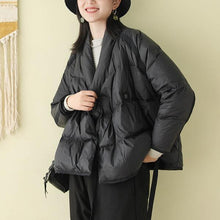Load image into Gallery viewer, 2020 Winter New Vintage Women Clothes Casual Down Coats