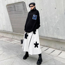 Load image into Gallery viewer, Loose Casual Women Elegant Pullover Top Winter The New Fashion All-match Sweater