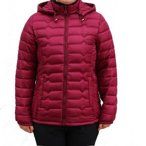 2020 Autumn New Plus Size Women Jackets Warm Parkas