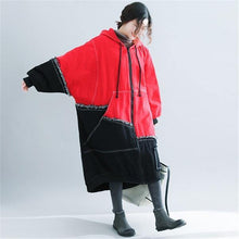 Load image into Gallery viewer, 2020 New Fashion Oversized Winter Trench Coats Korean Large Size Parkas Outerwear