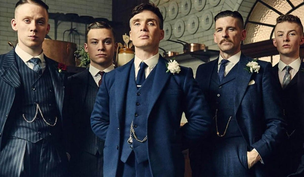 Comment s'habiller comme un Peaky Blinders ?