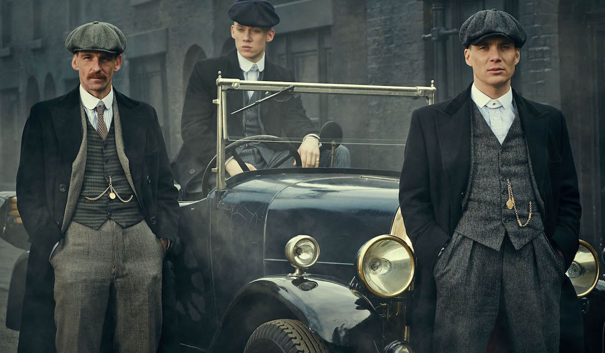 Peaky Blinders : le style masculin des années 1920