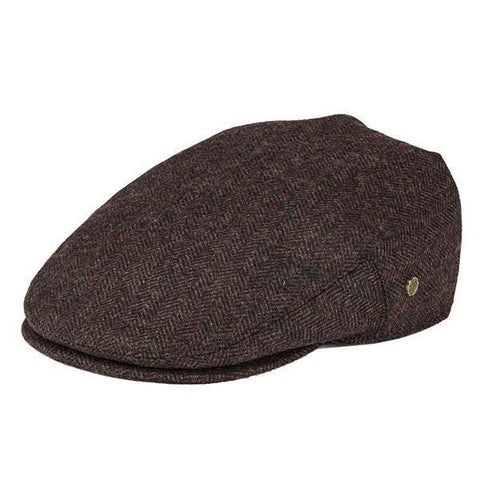 Casquette Anglaise Tweed