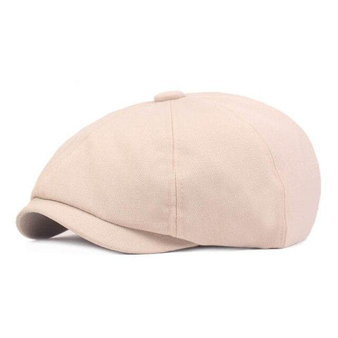 Casquette Beige Homme