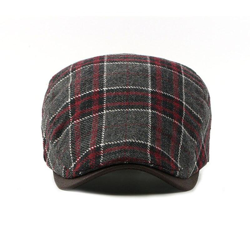 Casquette Plate Solihull