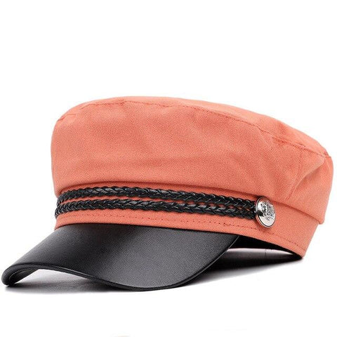 Casquette Gavroche Orange