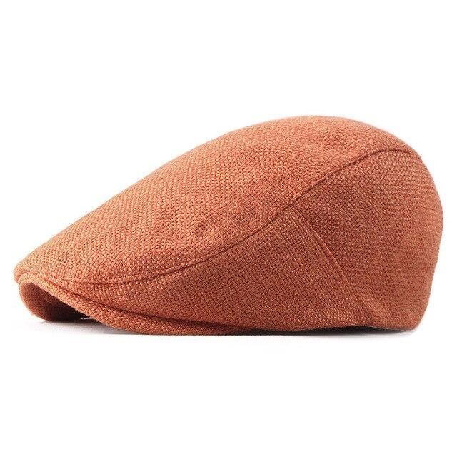 Casquette Golf Orange