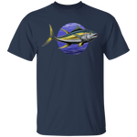 Yellowfin Tuna Saltwater Fish T-Shirt