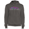 Take a Hike Abstract Camping Nature Premium Pullover Hoodie
