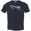 Toddler Giant Squid Saltwater Jersey T-Shirt