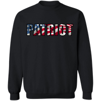 Patriot American Flag Crewneck Sweatshirt