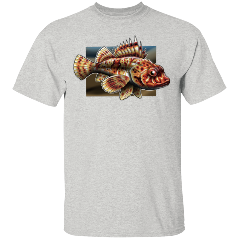 Sculpin Saltwater Fish T-Shirt
