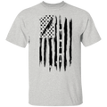 Chef Cook Culinary American Flag T-Shirt